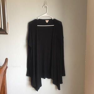 Mossimo Black over Top